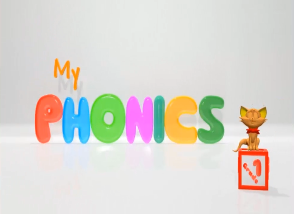 My Phonics Grade 1 Full HD