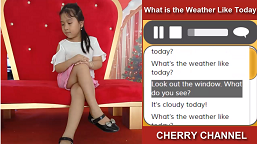 What is the Weather Like Today - Nhạc thiếu nhi tiếng Anh