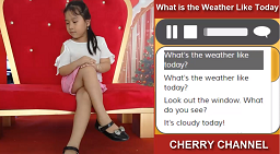 What is the Weather Like Today - Karaoke nhạc tiếng anh thiếu nhi