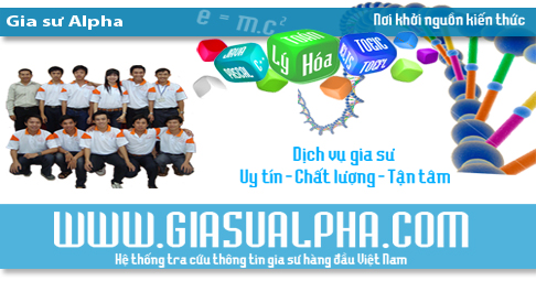 Gia sư Tam Dương - Vĩnh Phúc